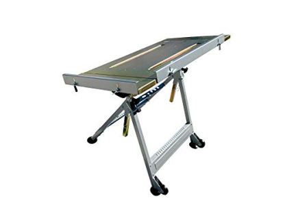 Portable Welding and Fabrication Table Adjustable Tilt Heavy Duty