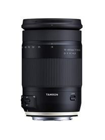 Tamron-18-400mm-F35-63-DI-II-VC-HLD-All-in-One-Zoom-for-Canon-APS-C-Digital-SLR-Cameras-6-Year-Limited-USA-Warranty