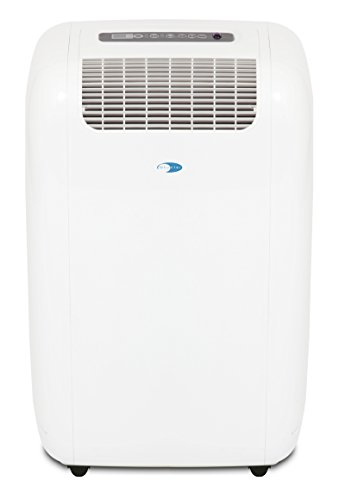 Whynter ARC-101CW Cool Size 10,000 BTU Portable Air Conditioner, Dehumidifier, Fan with Activated Carbon Filter and Storage bag for Rooms up to 300 sq ft