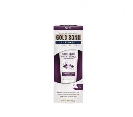 Gold Bond Ultimate Dark Spot Minimizing Body Cream 2 oz (pack of 3)