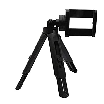 Lionbolt Flexible Mini Tripod Stand for DSLR and Smartphones - with Bendable Legs for Additional Support