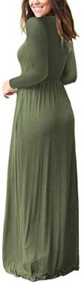 Maxi Dresses Casual Long Dresses with Pockets