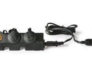 Camco 42223 3-Outlet 12V Power Strip
