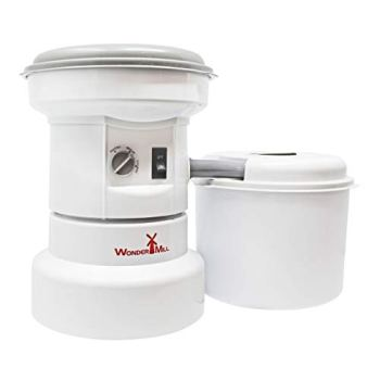 Powerful Electric Grain Mill Grinder for Home and...