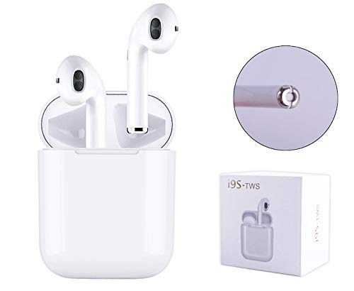I9S TWS Wireless Bluetooth Earbuds Headphones