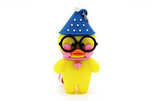 Quace 8 GB Mimi Duck with Hat Fancy USB Pen Drive 35