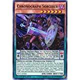 Yugioh 1st Ed Chronograph Sorcerer PEVO-EN002 Ultra Rare 1st Edition Pendulum Evolution Cards