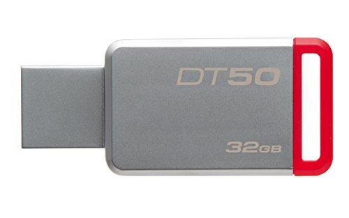 Kingston DataTraveler 50 32GB USB 3.0 Flash Drive (DT50/32GBIN), Grey 4