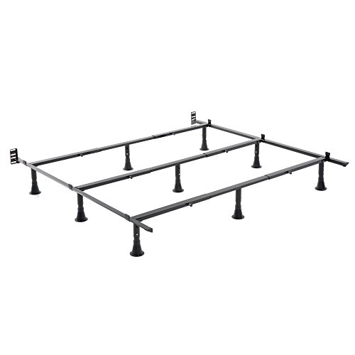 Fashion Bed Group (FASJ2) 460040 Titan III Adjustable Bed Frame, Queen/King/California King, Black