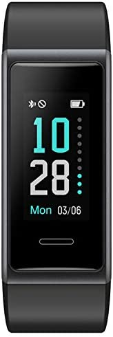 Willful Fitness Tracker 2020 New Version IP68 Waterproof, Fitness Watch Heart Rate Monitor with Calories/Step Counter Sleep Tracker Stopwatch Health Tracker Fit Watch for Men Women Kids 3