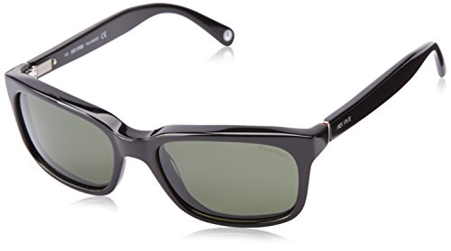 31TKGMLTbyL Wayfarer-inspired sunglasses featuring logo at left temple and clear adjustable nose pads Prescription-ready lenses with 100% UV protective coating