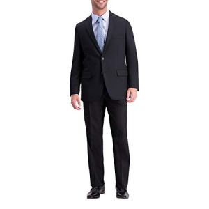 Haggar-Mens-Active-Series-Solid-Gab-Tailored-Fit-Blazer