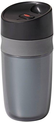 OXO 11148600 Good Grips Mini Travel Mug, 10 oz, Graphite