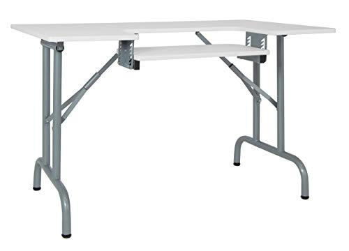 SD STUDIO DESIGNS Ready Folding Multipurpose/Sewing Table