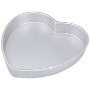 Wilton Decorator Preferred Cake Pan-Heart 12″X2″ 31Uip 2BvXy L
