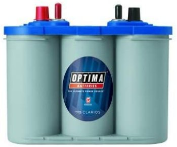 Optima 8016-103 D34M BlueTop Starting Battery