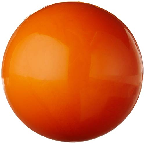 Indestructible Dog Ball - Tough Strong, 100% Non-Toxic Chew Toy, Natural Rubber Baseball-Sized Bouncy Dog Ball for Aggressive Chewers and Large Dogs 2