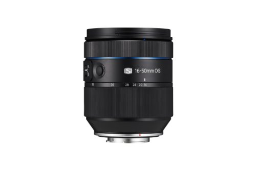 Samsung NX 16-50mm f/2.0-2.8 S Series Zoom Camera Lens with OIS and UPSM (Black)