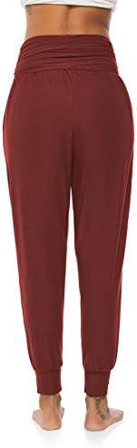 DIBAOLONG Womens Yoga Sweatpants Loose Workout Joggers Pants Comfy Lounge Pants with Pockets 5