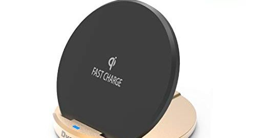 Wireless Charging pad/Stand Compatible with iPhone | Samsung Galaxy Note