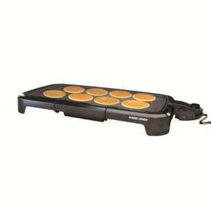 Black & Decker GD2011B Family Size Griddle