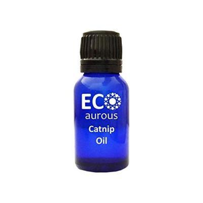 Catnip Oil 100% Natural, Organic, Vegan & Cruelty Free Catnip...