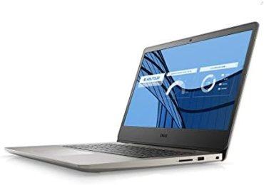 Dell Vostro 3400 14″ FHD Display Laptop (I5-1135G7 / 8GB / 512GB SSD / NVIDIA MX330 2GB Graphics / Win 10 + MSO / Backlit KB / Dune Color ) D552172WIN9DE