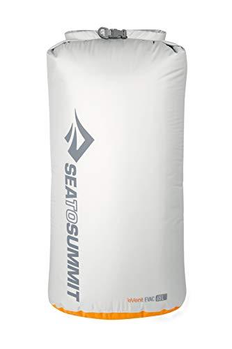 Sea to Summit eVac Dry Sack, Grey, 65 Liter