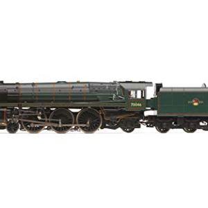 Hornby R3643 BR Standard 7 'Britannia' Class 4-6-2 70046 'ANZAC – Era 5 Loco-Steam, Multi 31WzGA0D7sL