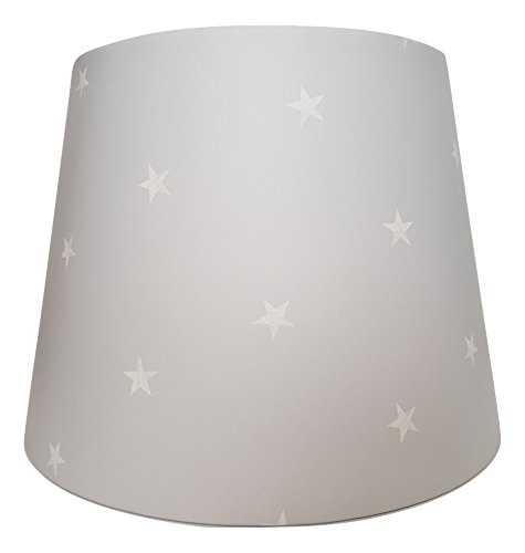 grey star ceiling light shade. Black Bedroom Furniture Sets. Home Design Ideas