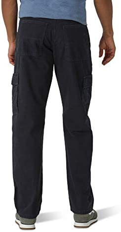 Wrangler Men's Classic Twill Relaxed Fit Cargo Pant 2