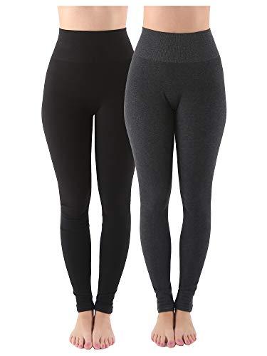 Cotton high waisted yoga pants
