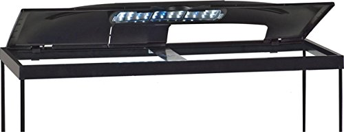 MarineLand LED Light Hood for Aquariums, Day & Night Light