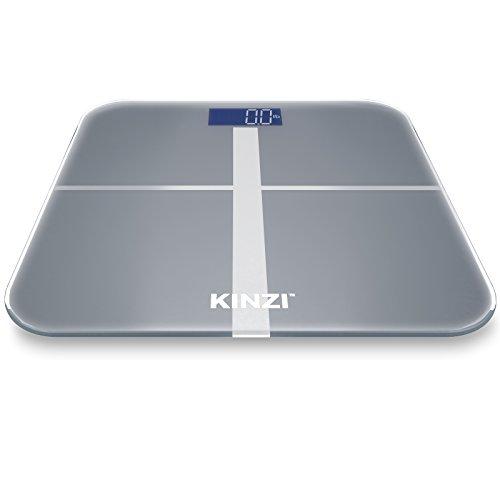 Kinzi Precision Digital Bathroom Scale w/ Extra Large...