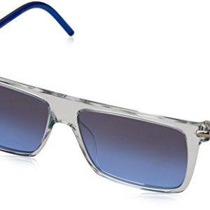 f6ae835388 Oversized Crystal Sunglasses For Women – FEIRDIO Sparkling Square ...