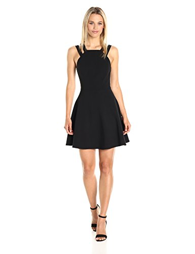 31YfKLBPGAL Sweetheart neckline Mini dress Strappy mini dress