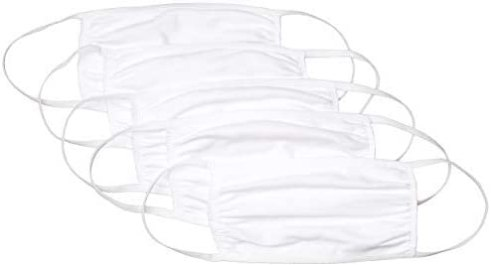 Reusable Cotton Face Mask (Pack of 50)