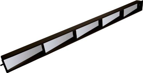 5 Panel Mirror fits Golf Carts EZGO, CLUB CAR & PRECEDENT