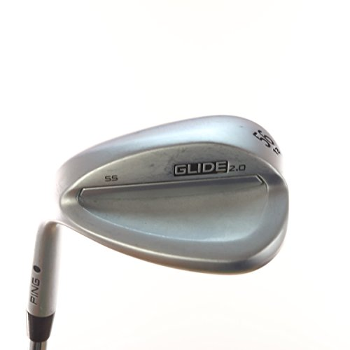 2017 Ping Glide 2.0 Wedge SS 56 degrees 56.12 Black Dot AWT 2.0 Steel LH 30521