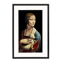 Canvia - Digital Art Canvas & Smart Digital Frame| 11AC WiFi | 16GB| 27x18in Frame| Adv Full-HD Display| Powered by…