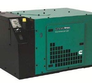 Cummins Onan 5KW 42A Diesel Commercial QD 5000 Generator 5.0HDKBC-2860