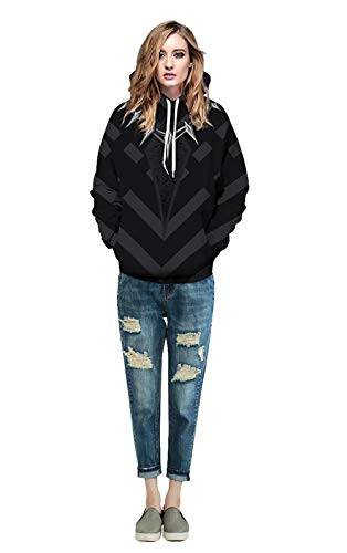 TAKUSHI HF Unisex Fashion Galaxy 3D Digital Printed Pullover Hoodies Hooded Sweatshirts for Sport and Party 17 Fashion Online Shop gifts for her gifts for him womens full figure