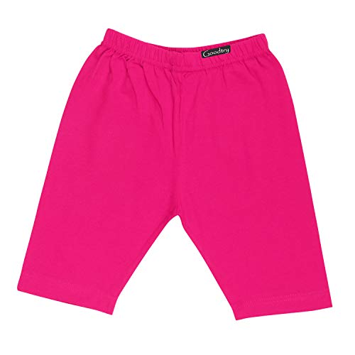 GOODTRY Girls Cotton Cycling Shorts Pack of 5-Multicolor 4