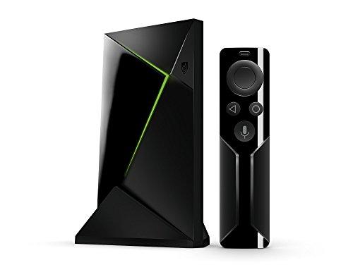 NVIDIA SHIELD TV |  Streaming Media Player com controle remoto