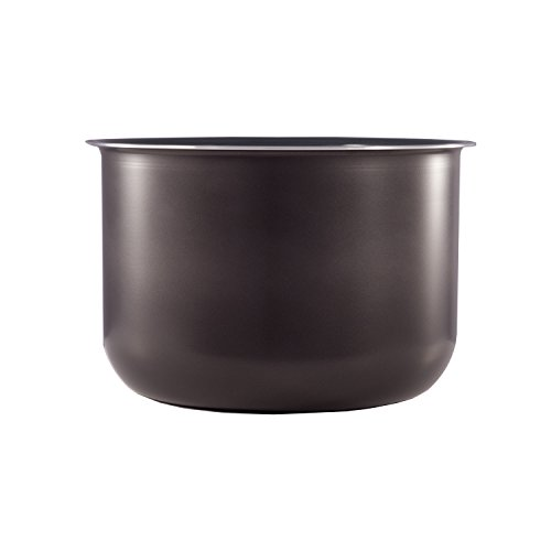 Genuine Instant Pot Ceramic Non-Stick Interior Coated Inner Cooking Pot - 6 Quart