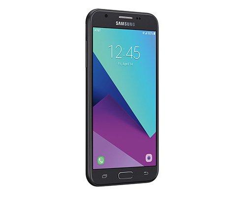 Samsung Galaxy J3 2017 / Express Prime 2 16GB Unlocked GSM 5-inch Android Smartphone - Dark Gray