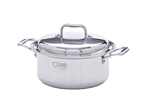 360-Stainless-Steel-Stock-Pot-with-Lid-Handcrafted-in-the-USA-Induction-Cookware-Waterless-Cookware-Dishwasher-Safe-Oven-Safe-Stainless-Steel-Cookware-Dutch-Oven-Stockpot-4-Quart