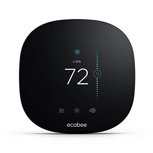 ecobee3 lite Smart Thermostat, 2nd Gen, Black