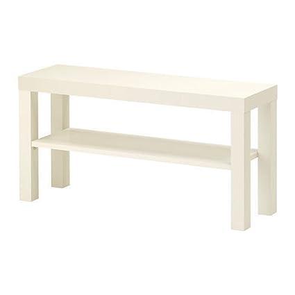 Caprican Ikea Lack Bianco Mobile Porta Tv Lcd Led Plasma Da
