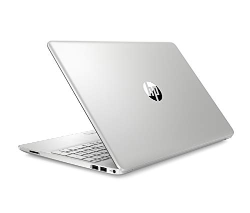 31aPugMbsTL HP 15 11th Gen Intel Core i5 Processor 15.6-inch(39.6 cm) FHD Laptop computer with Alexa Constructed-in(8GB/512GB SSD/Home windows 10/2GB MX350 Graphics/Pure Silver/1.75Kg), 15s-dr3500TX